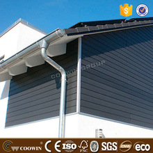 school house wpc siding exterior fireproof wall board