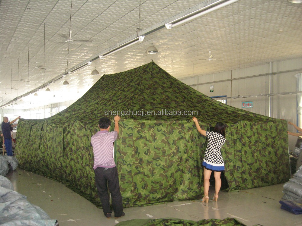 big army waterproof camping 20 persons tent