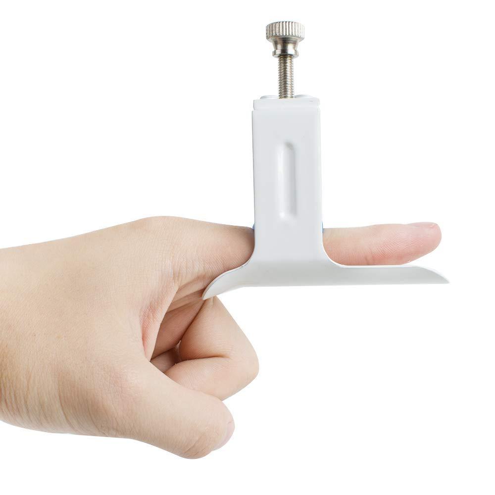 Finger Extension Splint,Fencia Finger Straightening Machine Hand Finger Injury Holder Splint Orthotics Fingers Extended Finger Fixed Rehabilitation