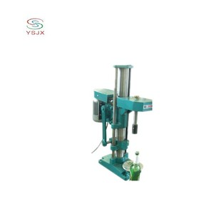 low price twist off capper / factory sale metal cap capping machine