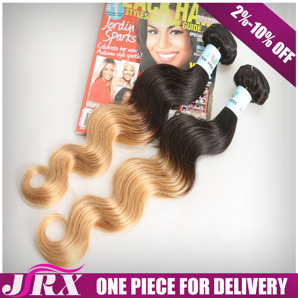 Lowest Price 1B 27 Color Weaves Ombre Hair Extention
