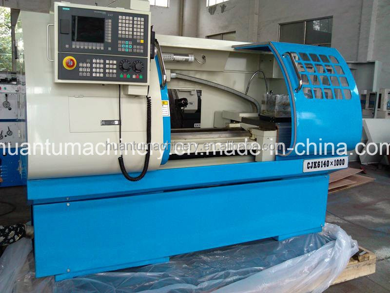 Hydraulic chuck cnc Lathe machine