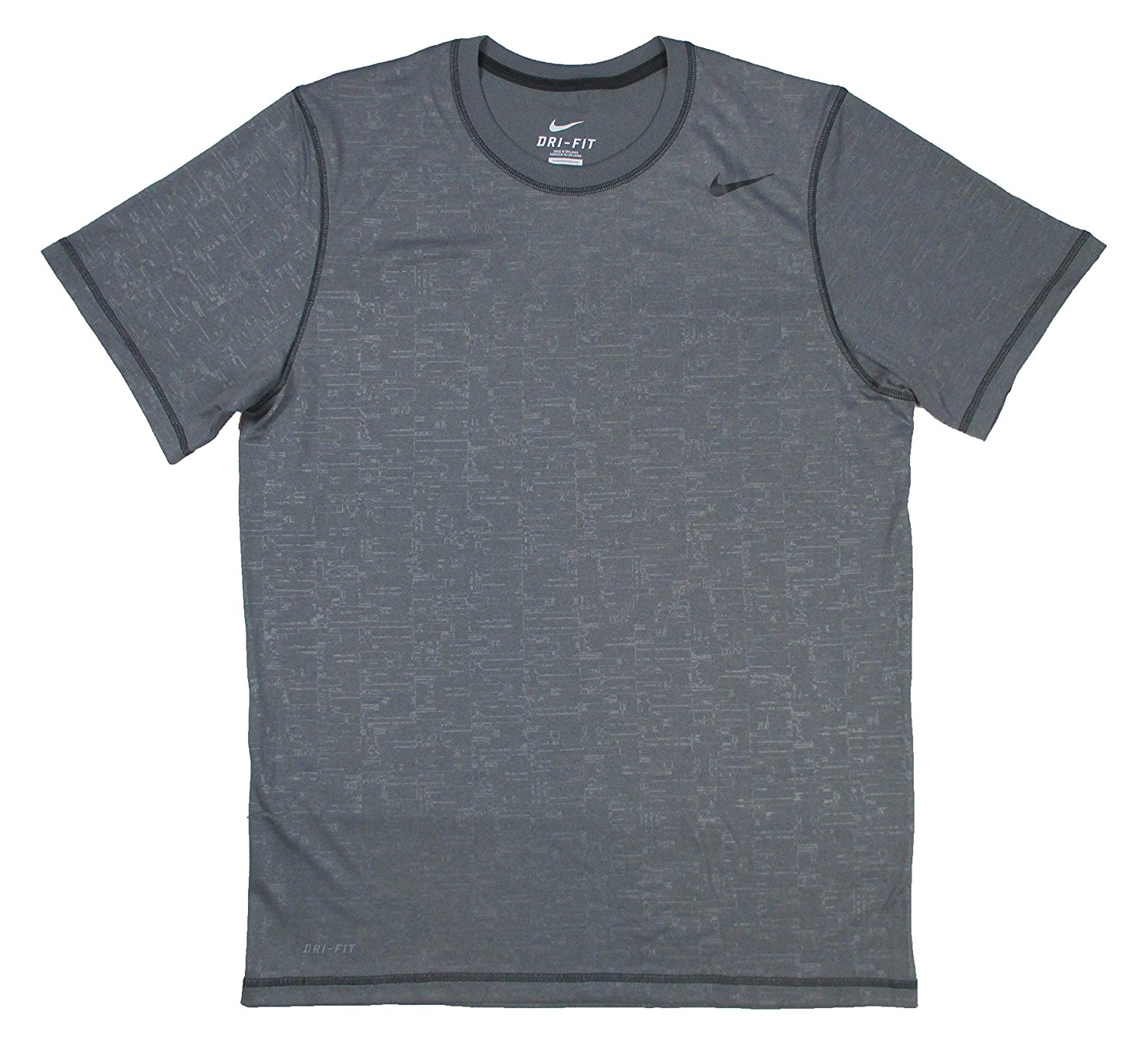 db4e636a Get Quotations · Nike Mens Novelty Legend Dri-Fit Poly Training Shirt Grey