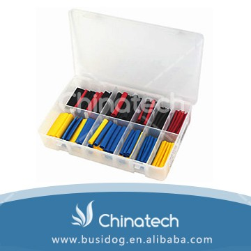 Colorful PE/PVC Heat Shrink Tube PVC Shrink Sleeve Film