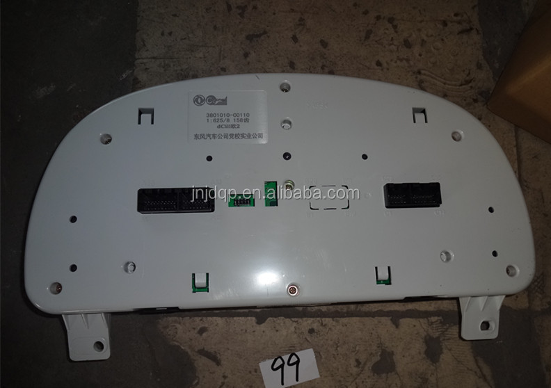 3801010-C0110 instrument panel for the dongfeng truck