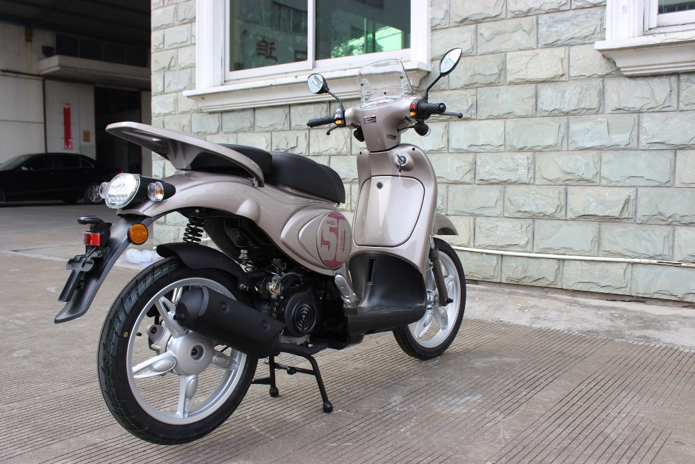 50CC 150CC 16 inch EEC EPA Gas scooter