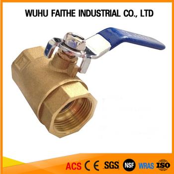 China Supplier High Quality Brass Ball Valve Manufacturers