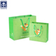 16123004 Paper material hotel carrying fox paper shopping bag