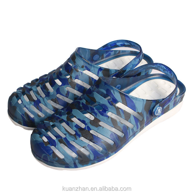 Pvc Jelly Sandals Shoes For Men