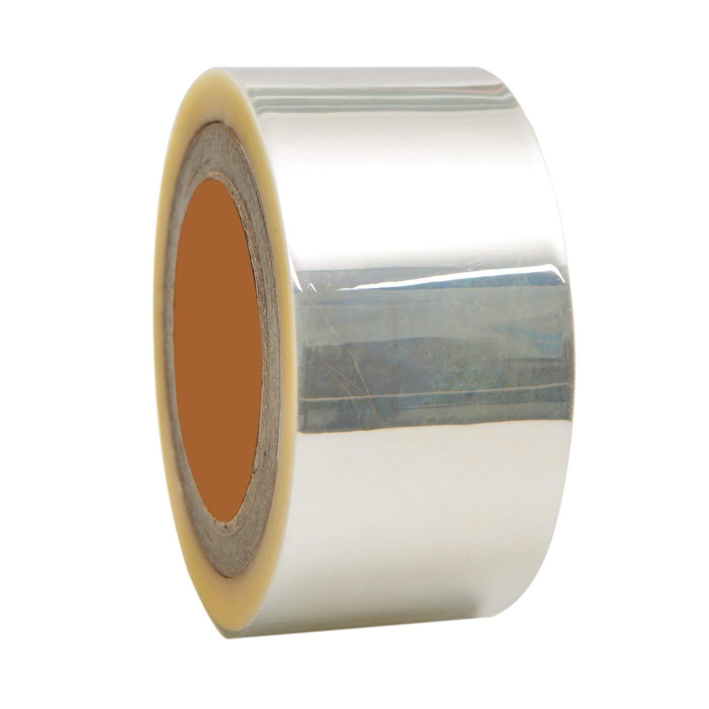 Cake Collar Acetate Sheets Roll for Chocolate Mousse Baking,Transparent Membrane Baking Surrounding Edge Tape Perimeter Decorating Acetate(6cmx80m)