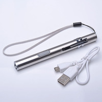 Portable high power led torch flashlight for camping