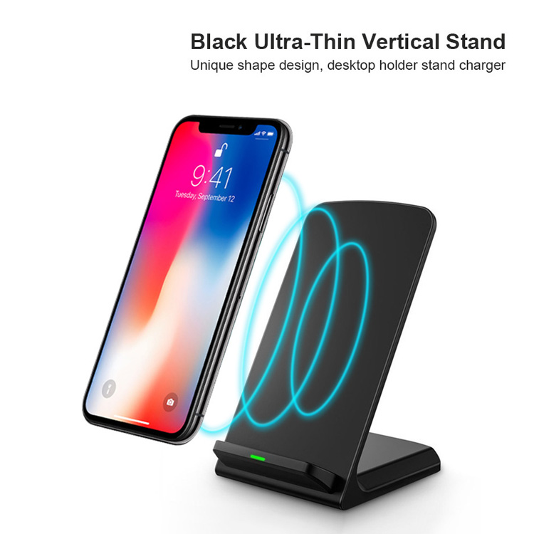 Qi Wireless Fast Charger dock