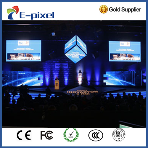 2017 new product indoor p4 video wall/led screen/led display