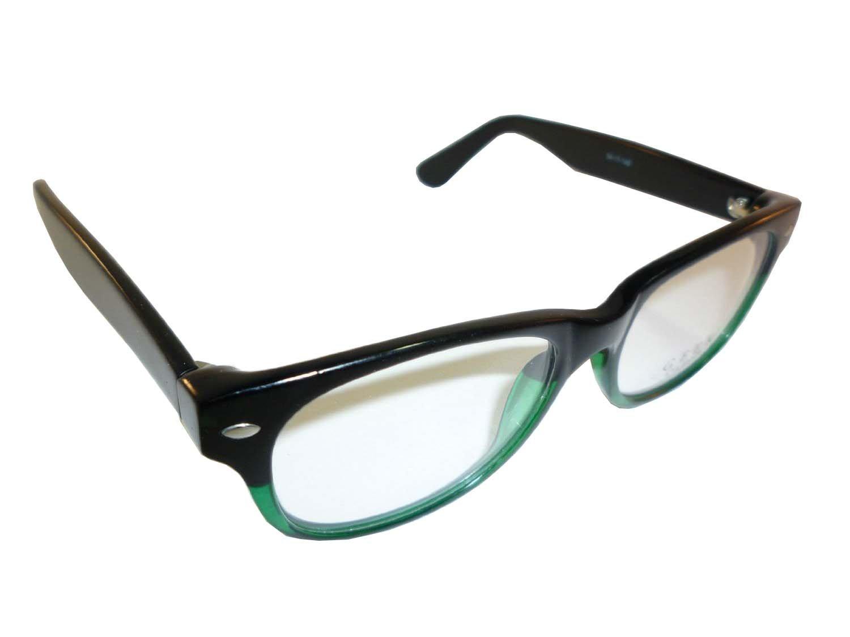 38a341badbf Get Quotations · Geek Eyewear Rad09 Eyeglasses Black Green
