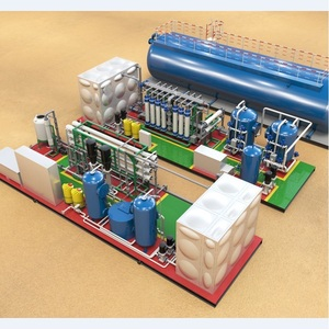 Container type seawater desalination water treatment system ro plant for drinking water