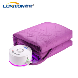 Lonmon electric blanket with good sleep water heating mattress 200cm x 180cm heated mattress pad