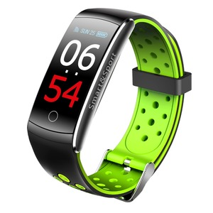Smart Bracelet Q8S Heart Rate Blood Pressure Monitor Sports smartwatch fitness tracker smart watch phone