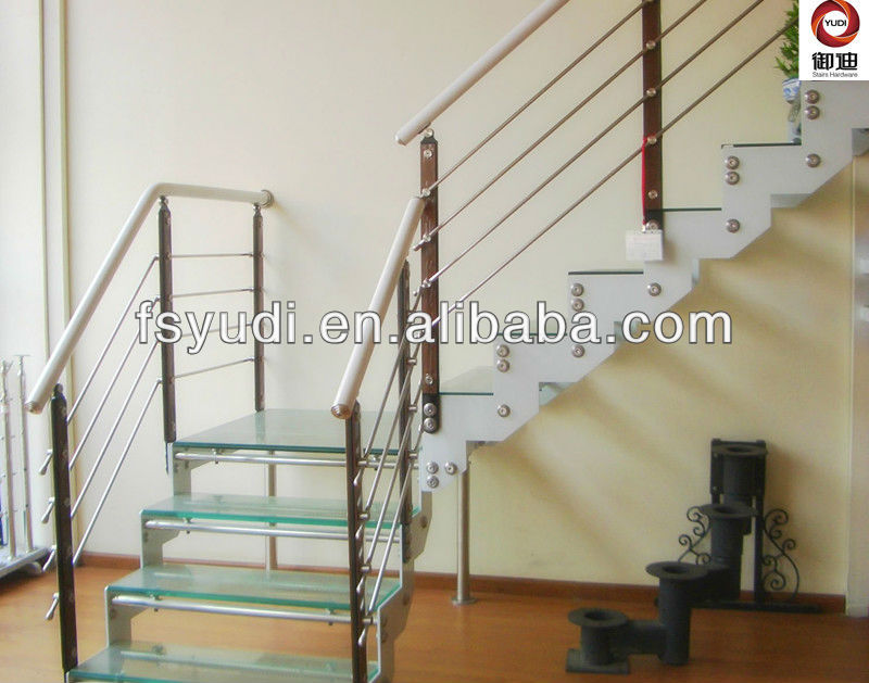 Superieur Tempered Glass Stair/fold Up Stairs   Buy Stairs,Fold Up Stairs,Tempered  Glass Stairs Product On Alibaba.com