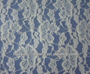 Stretch silk cotton fabric