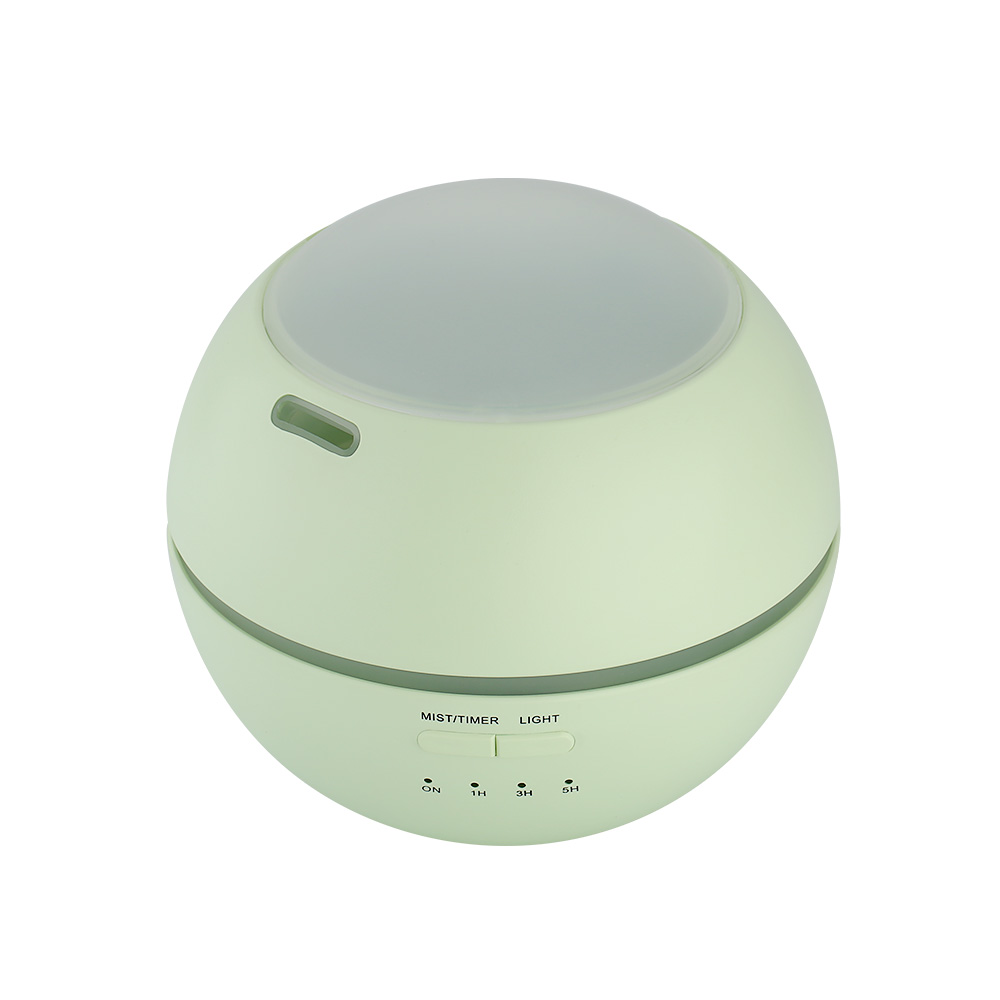 150ml 24V manual control essential oil humidifier with LED light