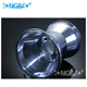 High quality 5 inch go kart aluminum alloy front weld wheel with 40mm center hole