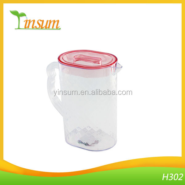 Drinker Water Pitcher Capacity Airtight Lid Leak Proof Container