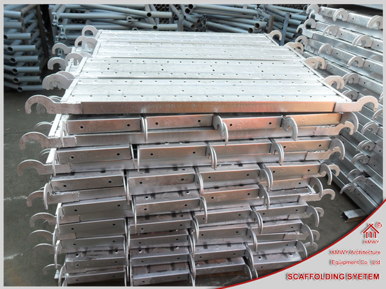 Steel Deck Boards ~ Steel scaffolding deck board with water rust