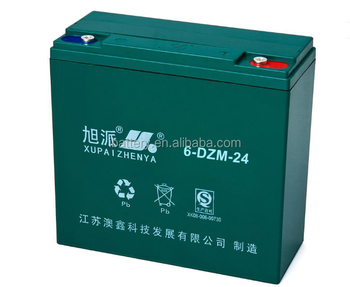 brand xupai 6 dzm 24 12v 24ah batteries electric bike battery 12v 24ah made in china buy 12v. Black Bedroom Furniture Sets. Home Design Ideas