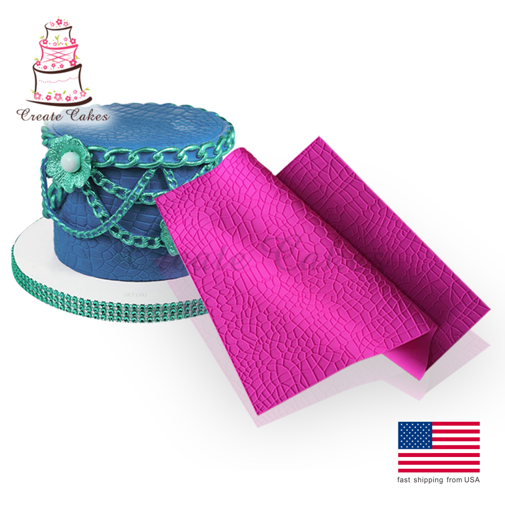 Silicone Mat For Cake Decorating