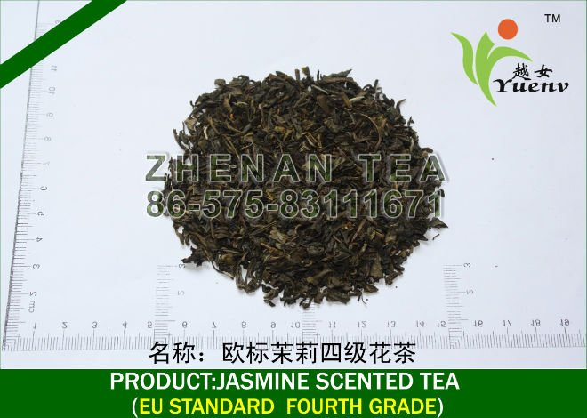 jasmine tea forth grade, scent tea , competitive price