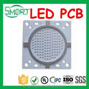 Smart Bes Cree Led Pcb And Aluminium Led Pcb Led Circuit Board ...