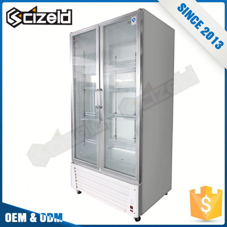 Hot Product Trends Commercial Display Sushi Refrigerator