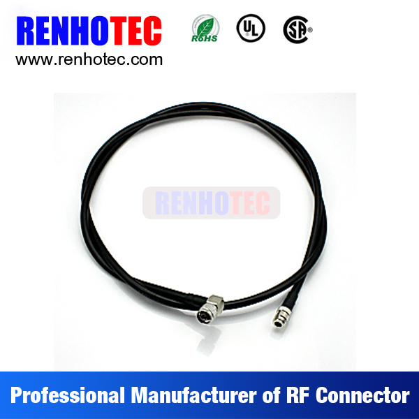 rf connectors adapter 75 ohm coaxial cable rg6u