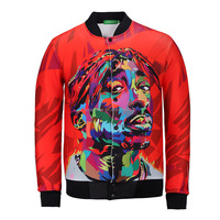 Fashion custom sports man hoody jacket