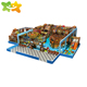 Modular indoor climbing structure play equipment jungle for daycare
