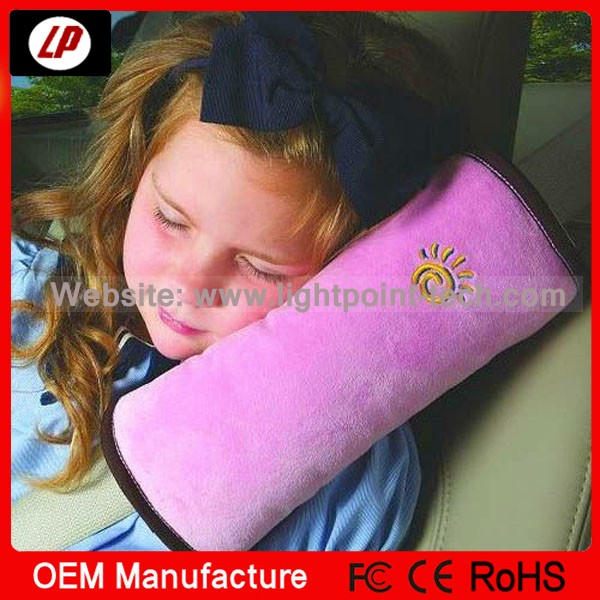 2014New arrival Baby Car Auto Safety Seat Belt Harness Shoulder Pad Cover Cushion Support Pillow