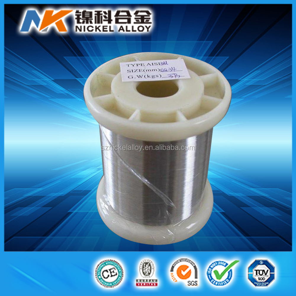 Micro Wire electric heating ultra thin nickel wire 0.025mm