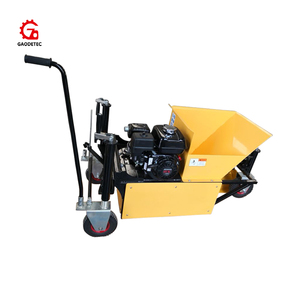 Road Engineering Machinery GDHM11 Curb And Sidewalk Machine