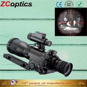monocular thermal camera night vision night vision rm350 military night vision scope binocular