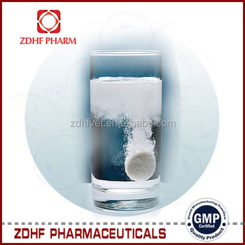 Effective antipyretic tablets