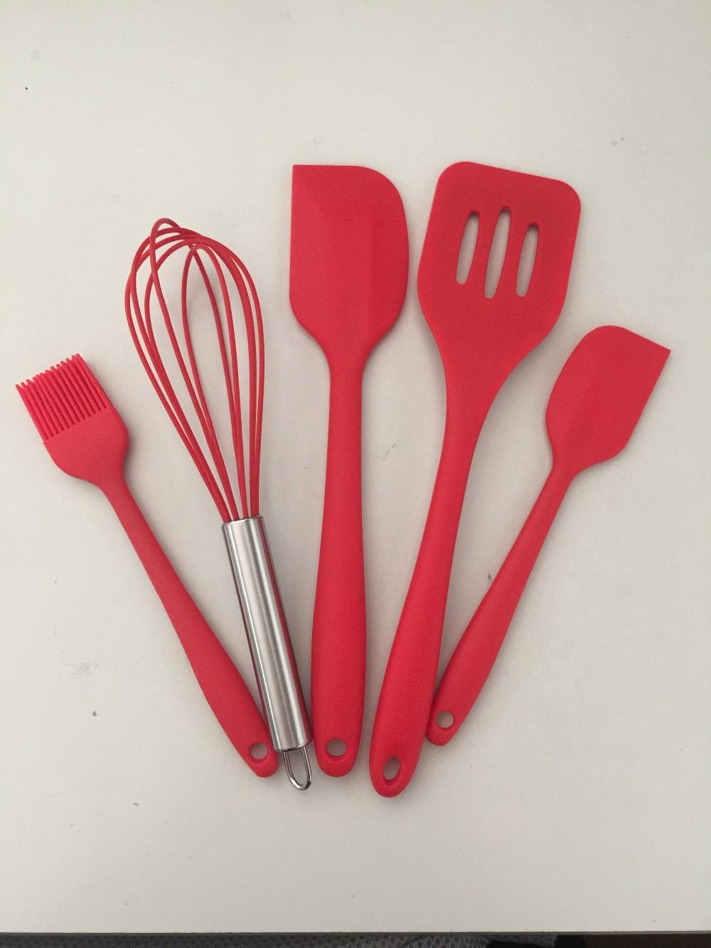 Amazing accessoires cuisine pas cher 6 mat riau silicone for Ustensile de cuisine pas cher professionnel