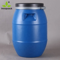 China manufacturer 5L 10L 20L 25L 30L Chemical plastic bucket/Drum/Pail/Barrel
