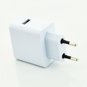 High speed Wall charger used mobiles 5V/2.1A eu european usb wall charger