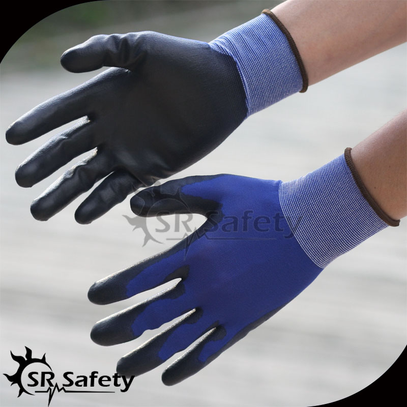 SRSAFETY Supply 2015 Imprint Logo Magic Unisex Winter Knit Stretch Touch Screen Gloves,Screen Touch Gloves ----Top Top Sellers