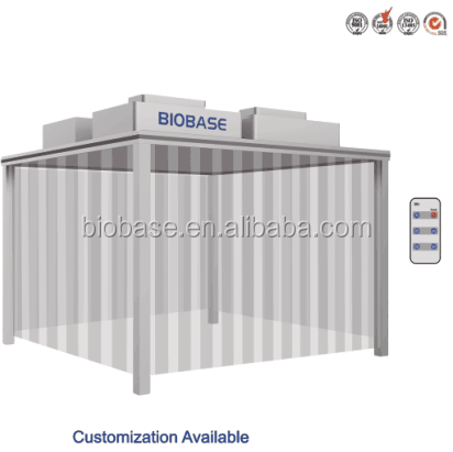Prefabricated modular clean room cleanroom manufacturer