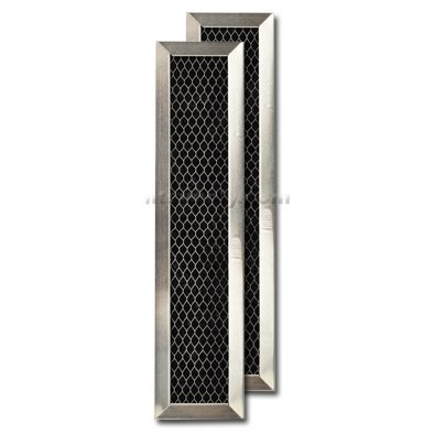 "GE Carbon Range Hood Filter - 2-5/8"" X 11"" X 3/8 - WB02X10943"
