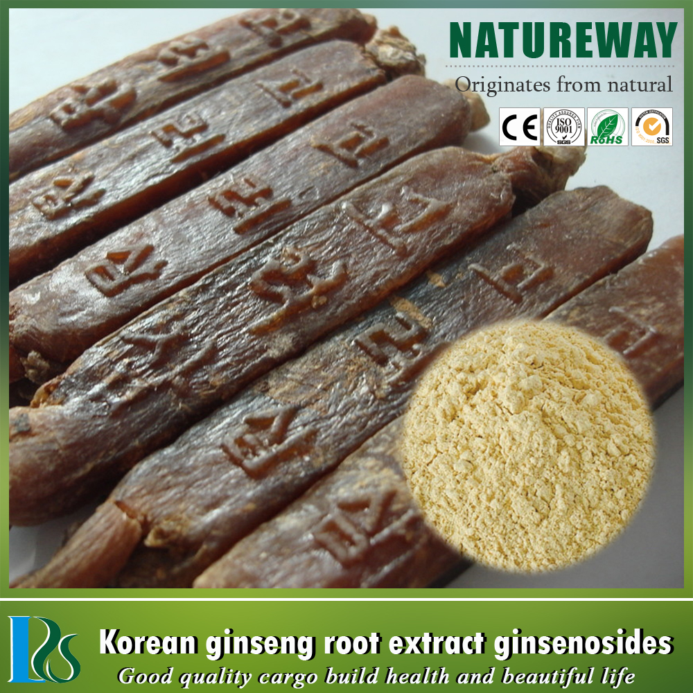 Pure Natural Powder Honeyed Korea Red Ginseng Slices