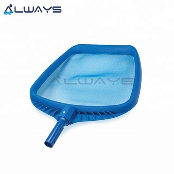 Wholesale Plastic Handle Durable Leaf Skimmer Swimming Pool Cleaning  Accessories Surface Heavy Duty Leaf Grabber Rake Skimmer - Buy Durable Leaf  ...