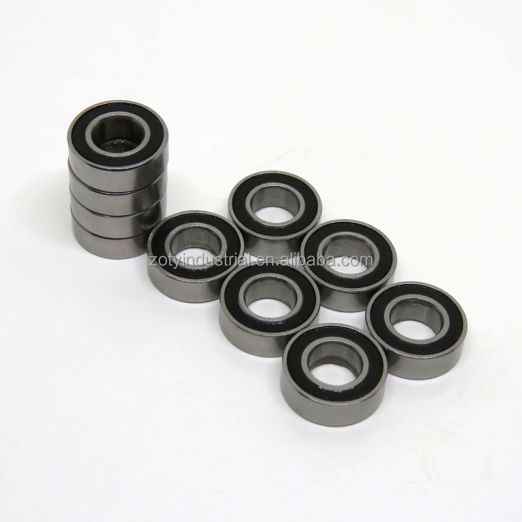 6003-2RS 17x35x10mm ABEC3 Thin-wall Shielded Deep Groove Ball Bearing
