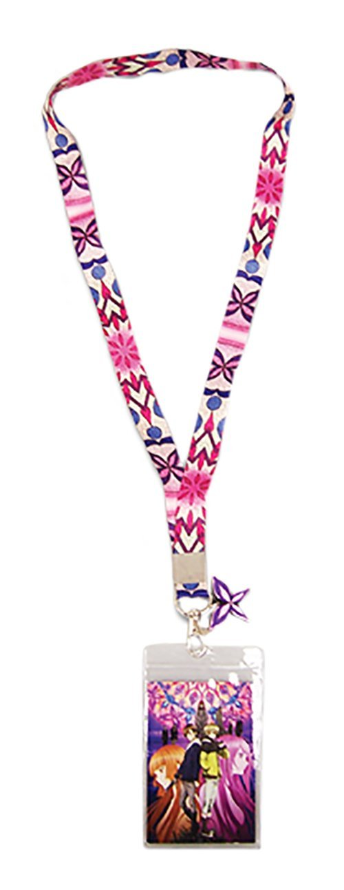 Great Eastern Entertainment Blast Of Tempest - Magic Circle Lanyard